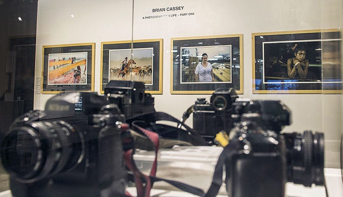 """A Photographer's Life - Part One"" - The Tanks, Cairns by Brian Cassey"
